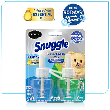 Snuggle® SuperFresh Original Oil