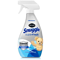 Snuggle® SuperFresh<br>Linen Escape