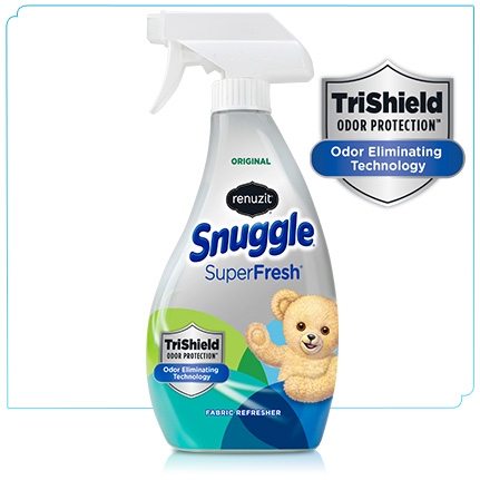 Snuggle® SuperFresh Original Fabric Spray
